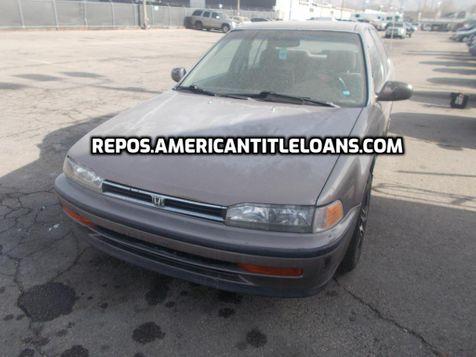1992 Honda Accord LX in Salt Lake City, UT