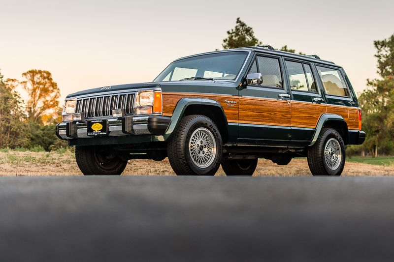 1992 Jeep Cherokee Briarwood | Concord, CA | Carbuffs in Concord, CA