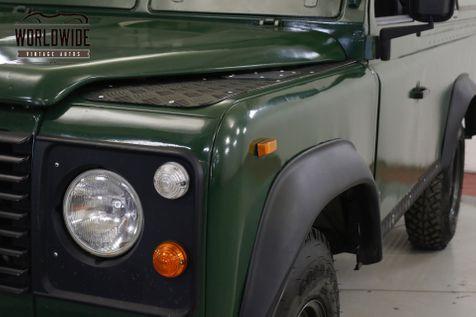1992 Land Rover DEFENDER 110 SANTANA DIESEL 5 SPD LHD DRY LOW MILES    Denver, CO   Worldwide Vintage Autos in Denver, CO