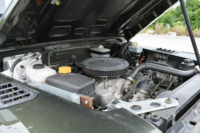 1992 Land Rover Defender Naugatuck, Connecticut 20