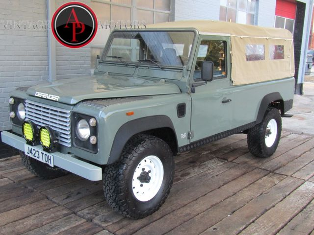 1992 Land Rover DEFENDER 110 5 SPEED 200 TDI