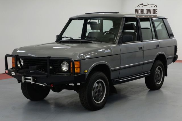 1992 Land Rover RANGE ROVER in Denver CO