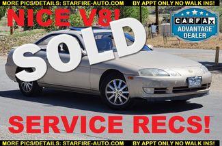 1992 Lexus SC 400 Santa Clarita, CA