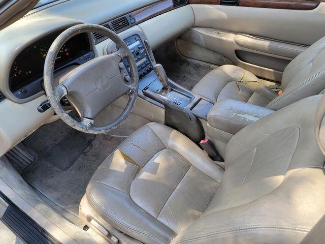 1992 Lexus SC 400 Santa Clarita, CA 8