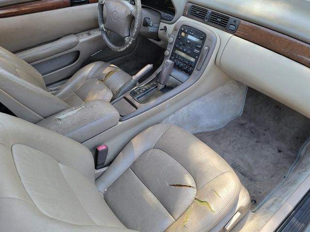 1992 Lexus SC 400 Santa Clarita, CA 9