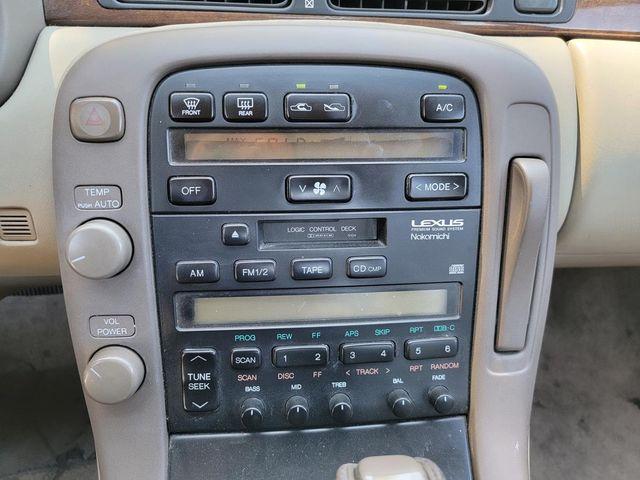 1992 Lexus SC 400 Santa Clarita, CA 18