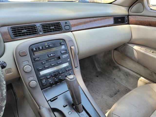 1992 Lexus SC 400 Santa Clarita, CA 16