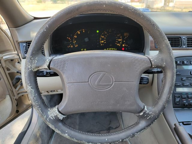 1992 Lexus SC 400 Santa Clarita, CA 20