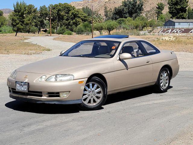 1992 Lexus SC 400 Santa Clarita, CA 1