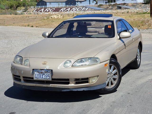 1992 Lexus SC 400 Santa Clarita, CA 4