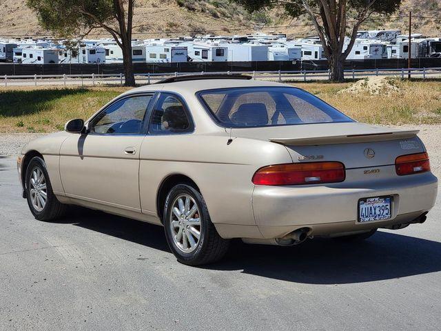 1992 Lexus SC 400 Santa Clarita, CA 5