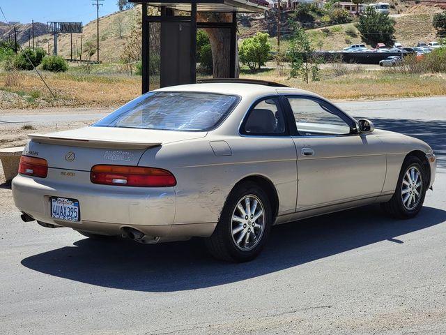 1992 Lexus SC 400 Santa Clarita, CA 6