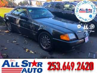 1992 Mercedes-Benz 300-Class 300SL RWD in Puyallup Washington, 98371