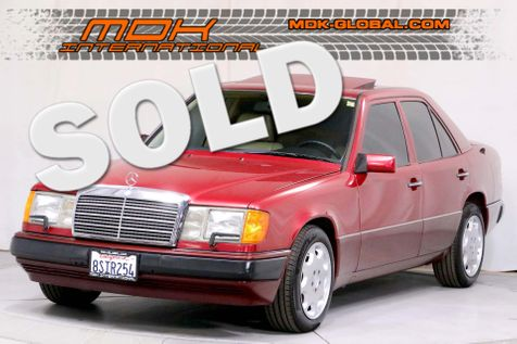 1992 Mercedes-Benz 300 Series 300E - 3.0L I6 - Sunroof - California Car in Los Angeles