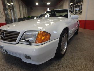 1992 Mercedes 500sl Hard Top, SOFT TOP, NO TOP! HOT & CLEAN!~ Saint Louis Park, MN 16