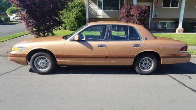 1992 Mercury Grand Marquis LS in Portland, OR 97230