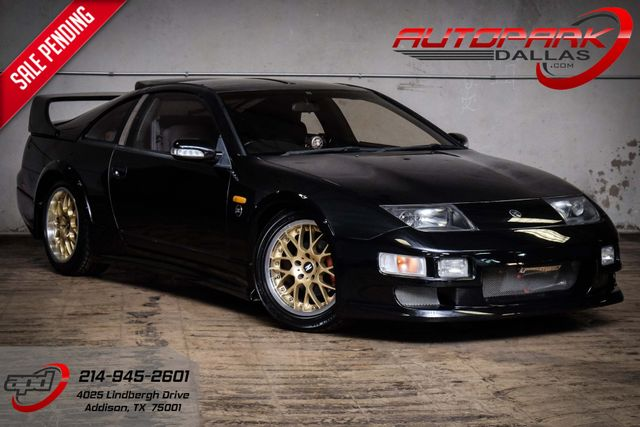 1992 Nissan 300ZX 2+2 Twin Turbo A/T Right-Hand Drive w/ MANY Upgrades