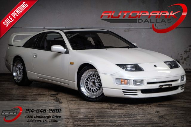 1992 Nissan 300ZX Twin Turbo Right Hand Drive