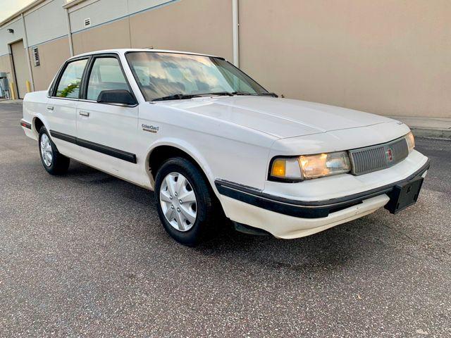 1992 Oldsmobile Cutlass Ciera/Cruiser Ciera S