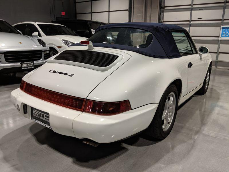 1992 Porsche 911 CARRERA 2  Lake Forest IL  Executive Motor Carz  in Lake Forest, IL