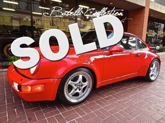 1992 Porsche 911 Turbo Lease 60-84 Month Income & Sales Tax Savings San Diego, California