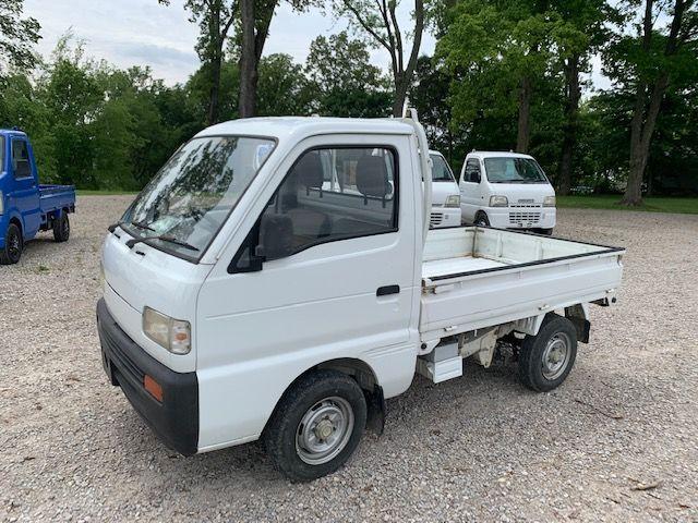 1992 Suzuki 4wd Japanese Minitruck [diff lock]    Jackson, Missouri   GR Imports in Eaton Missouri