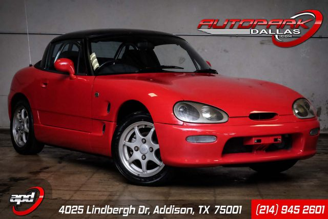 1992 Suzuki Cappuccino Right-Hand Drive Japan Import