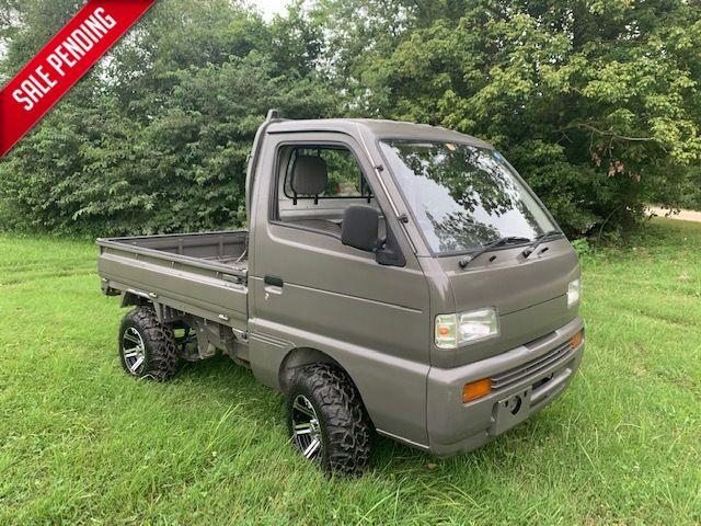 1992 Suzuki Japanese Minitruck [a/c, differential lock]  | Jackson, Missouri | GR Imports in Eaton Missouri