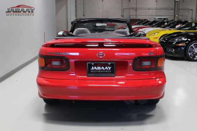 1992 Toyota Celica GT Merrillville, Indiana 3