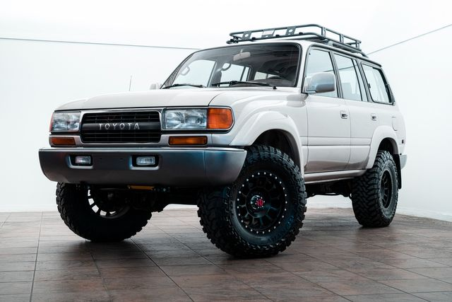 1992 Toyota Land Cruiser LS Swapped Lifted $50k In Upgrades in Addison, TX 75001