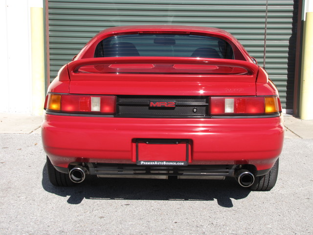 1992 Toyota MR2 TURBO Jacksonville , FL 24