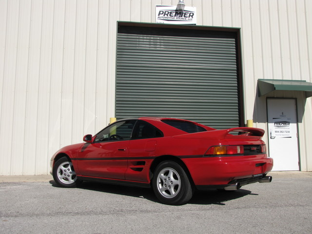 1992 Toyota MR2 TURBO Jacksonville , FL 4