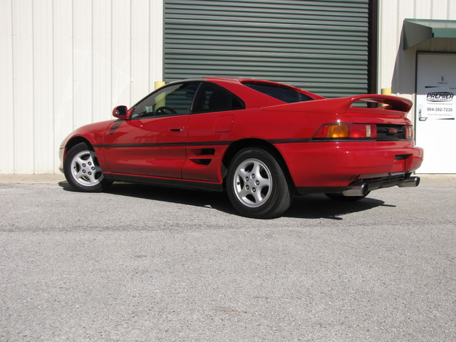 1992 Toyota MR2 TURBO Jacksonville , FL 61
