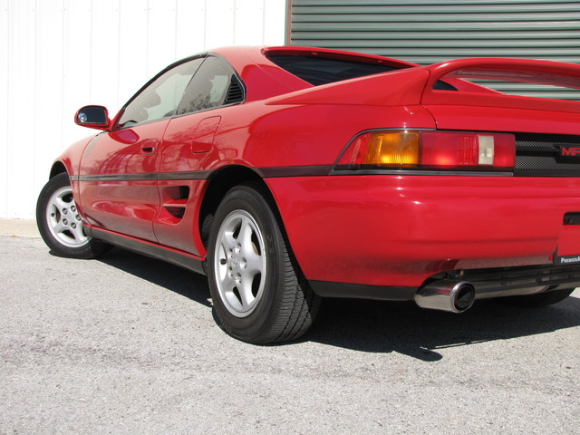 1992 Toyota MR2 TURBO Jacksonville , FL 9