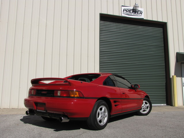 1992 Toyota MR2 TURBO Jacksonville , FL 5