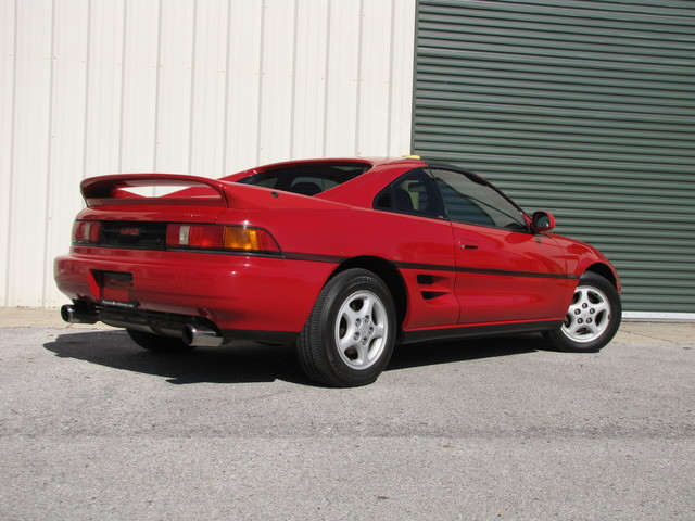 1992 Toyota MR2 TURBO Jacksonville , FL 63