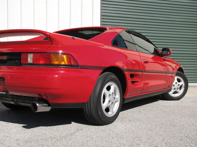 1992 Toyota MR2 TURBO Jacksonville , FL 10
