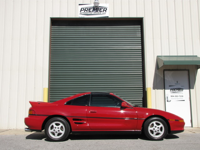 1992 Toyota MR2 TURBO Jacksonville , FL 15
