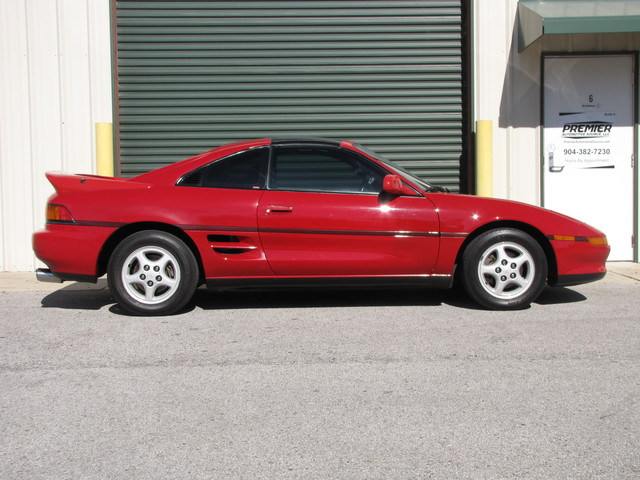 1992 Toyota MR2 TURBO Jacksonville , FL 14
