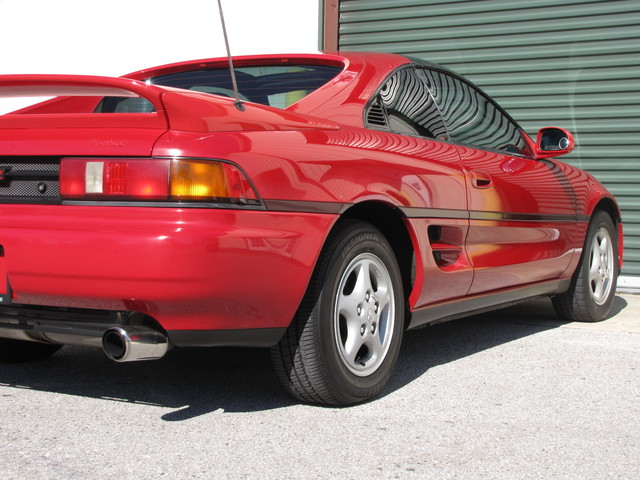 1992 Toyota MR2 TURBO Jacksonville , FL 29
