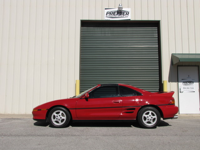 1992 Toyota MR2 TURBO Jacksonville , FL 13