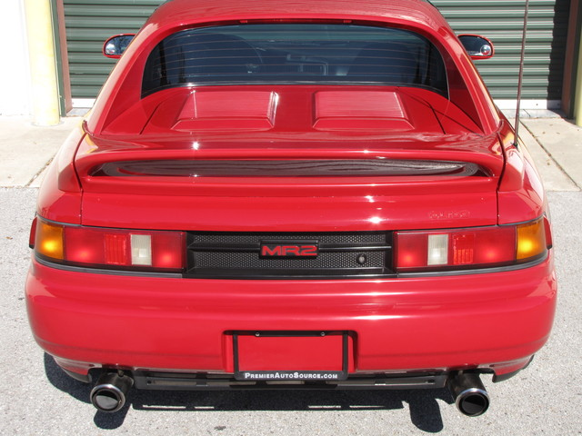 1992 Toyota MR2 TURBO Jacksonville , FL 25