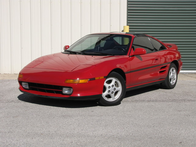 1992 Toyota MR2 TURBO Jacksonville , FL 60
