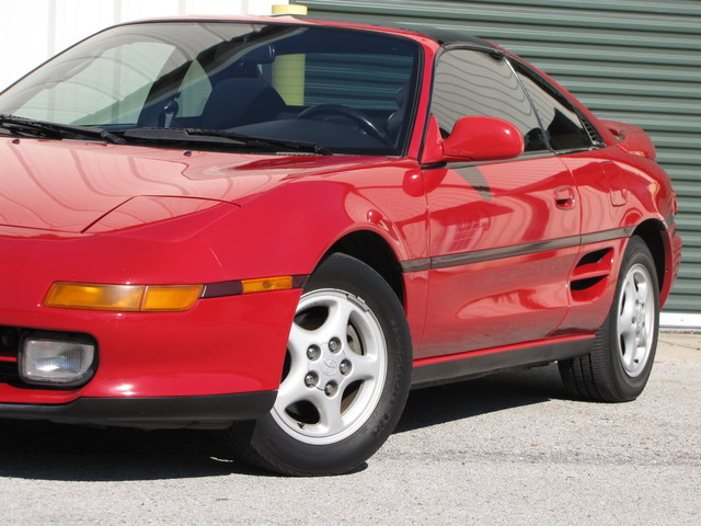 1992 Toyota MR2 TURBO Jacksonville , FL 7