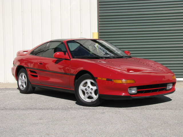 1992 Toyota MR2 TURBO Jacksonville , FL 62