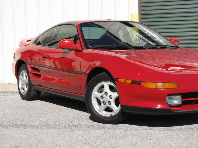 1992 Toyota MR2 TURBO Jacksonville , FL 8