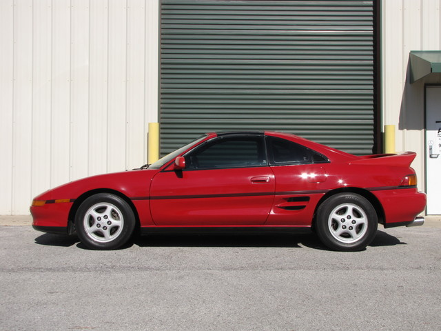 1992 Toyota MR2 TURBO Jacksonville , FL 12