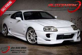 1993 Toyota Supra SZ Right-Hand Drive w/ MANY Upgrades in Addison, TX 75001