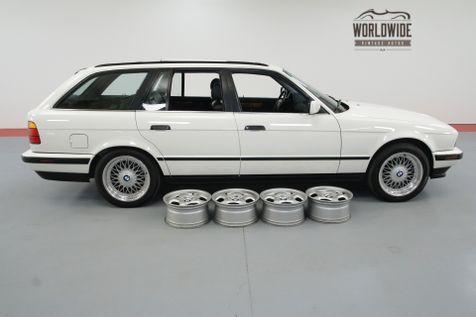 1993 BMW 5 SERIES 525iT  WAGON AUTO BBS | Denver, CO | Worldwide Vintage Autos in Denver, CO