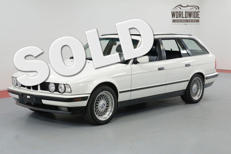 1993 BMW 5 SERIES 525iT  WAGON AUTO BBS | Denver, CO | Worldwide Vintage Autos